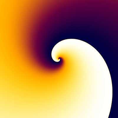 spiral - log 1