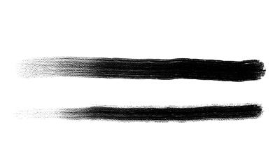 Krita Sharpness Test