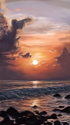 01_sunset_ocean