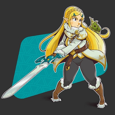 Zelda-Princesa-Zelda-Final