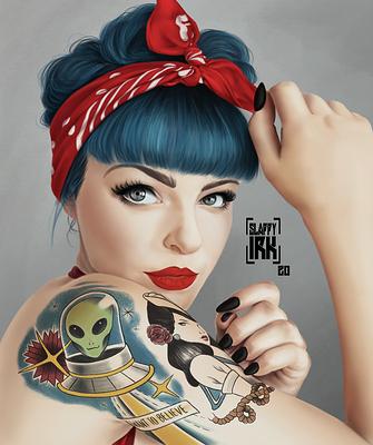 girl portrait style5_def