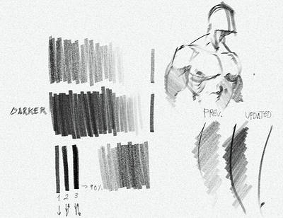 darker Gesture Basic V2