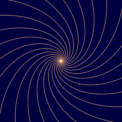 spiral - log 2
