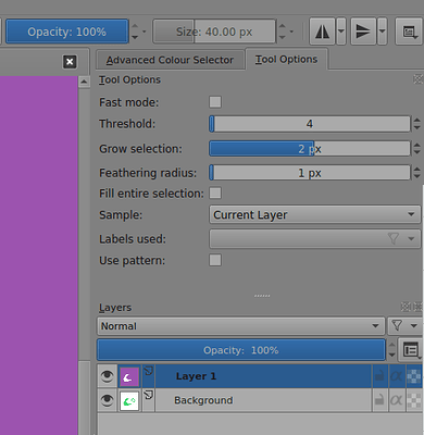 Tool-Options-Docker