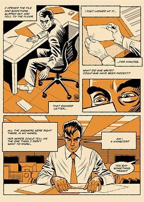 Comic full page