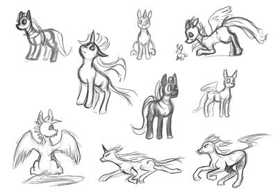 2020-01-25_pony_quick_sketch_dump