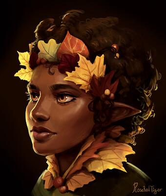 fall elf