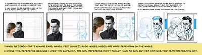 Romance WIP breakdown