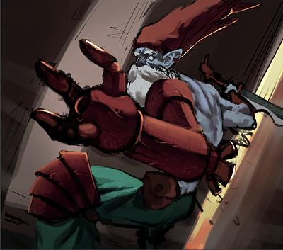 Mecha Dwarf