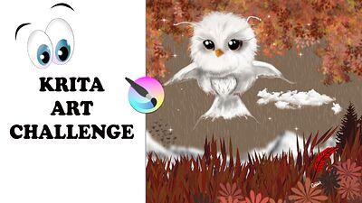 ART CHALLENGE SEPT 2021_PAINT A FAIRY CREATURE
