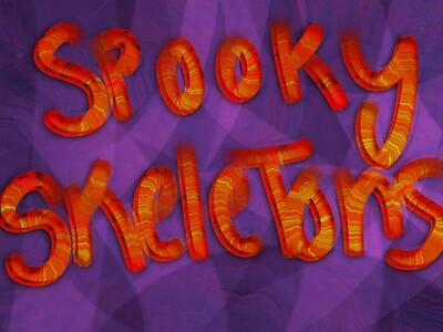 spooky skel2424