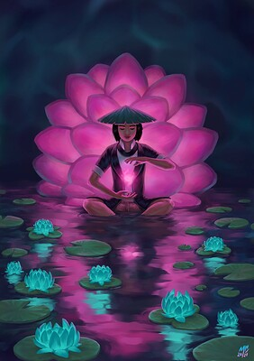 Water Lily9-01