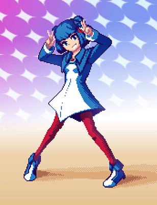 Aryll Pixel hd