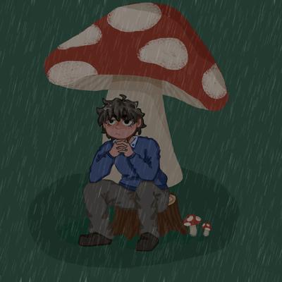 rainfall-mushrooms