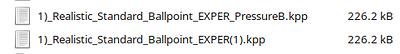 Ballpoint Downloads