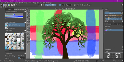 Tree result